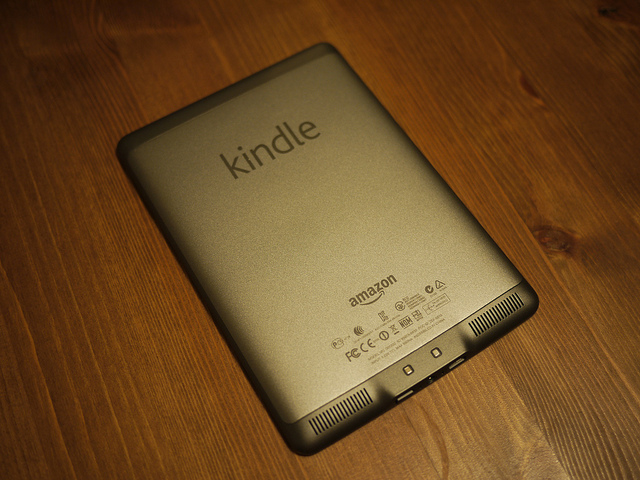 To purchase a Kindle for just $69, click on the picture. Just $69!!!
