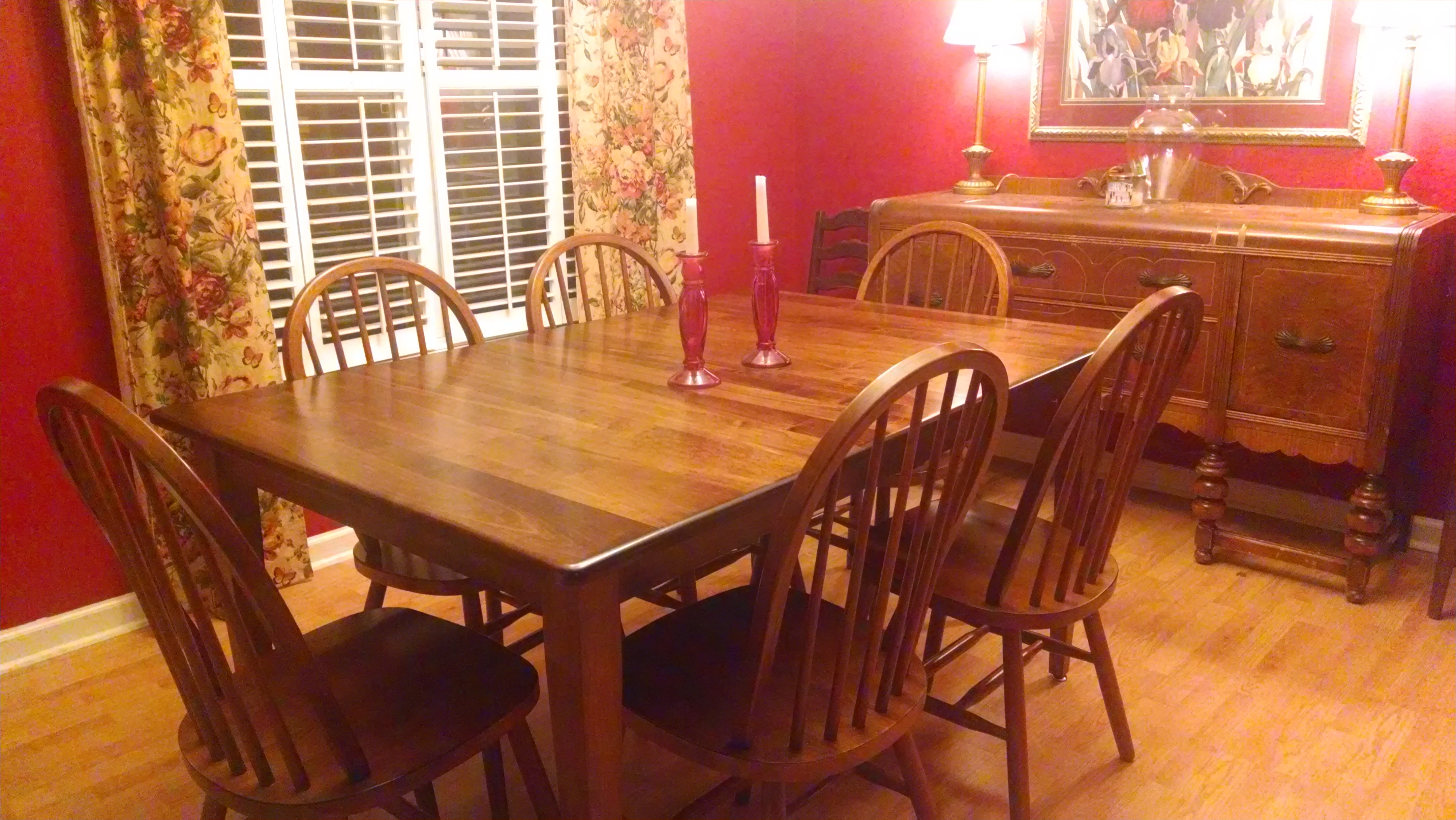 the importance of our dining room table to our family Our solid wood dining tables here we collect the testimonials to the handmade solid wood dining tables made by  especially your dining room chairs and tables.