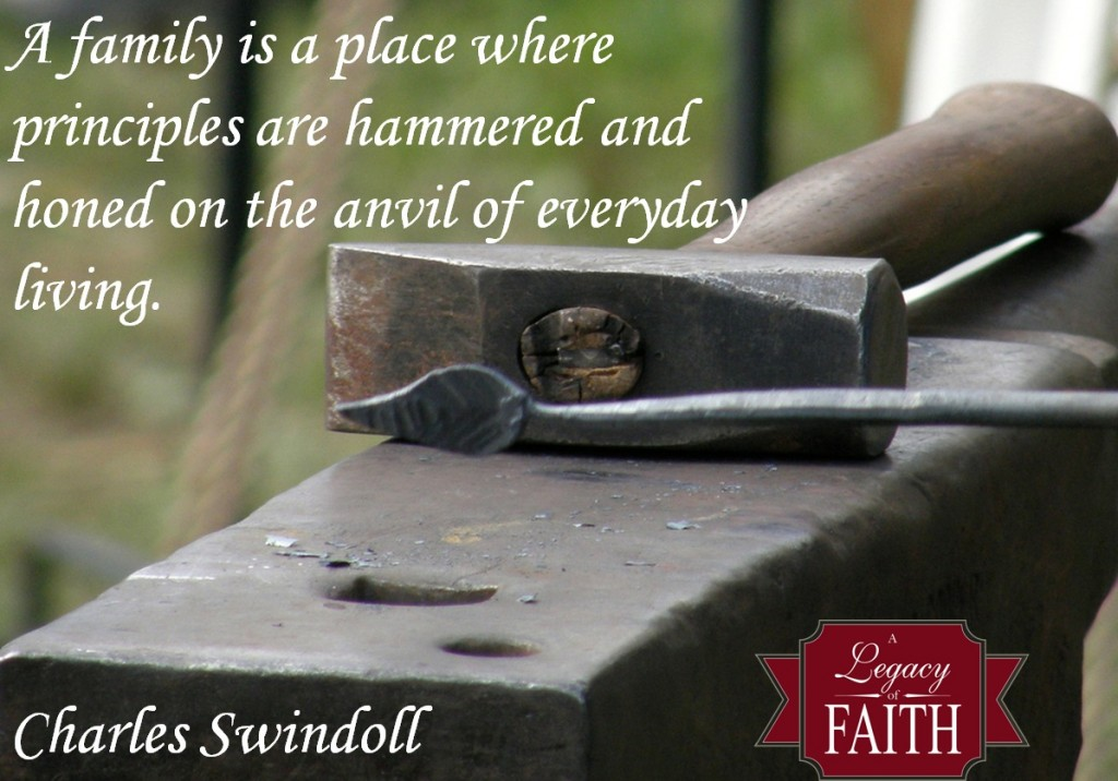 family anvil quote