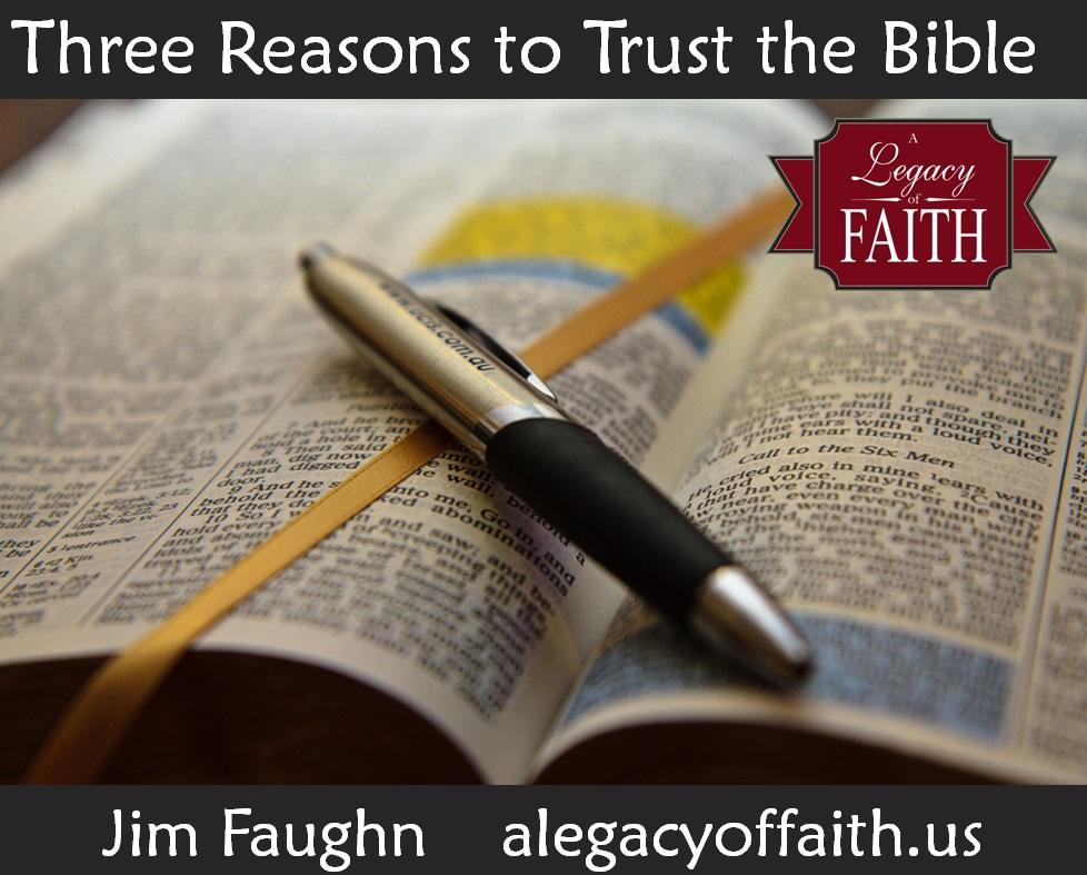three reasons bible