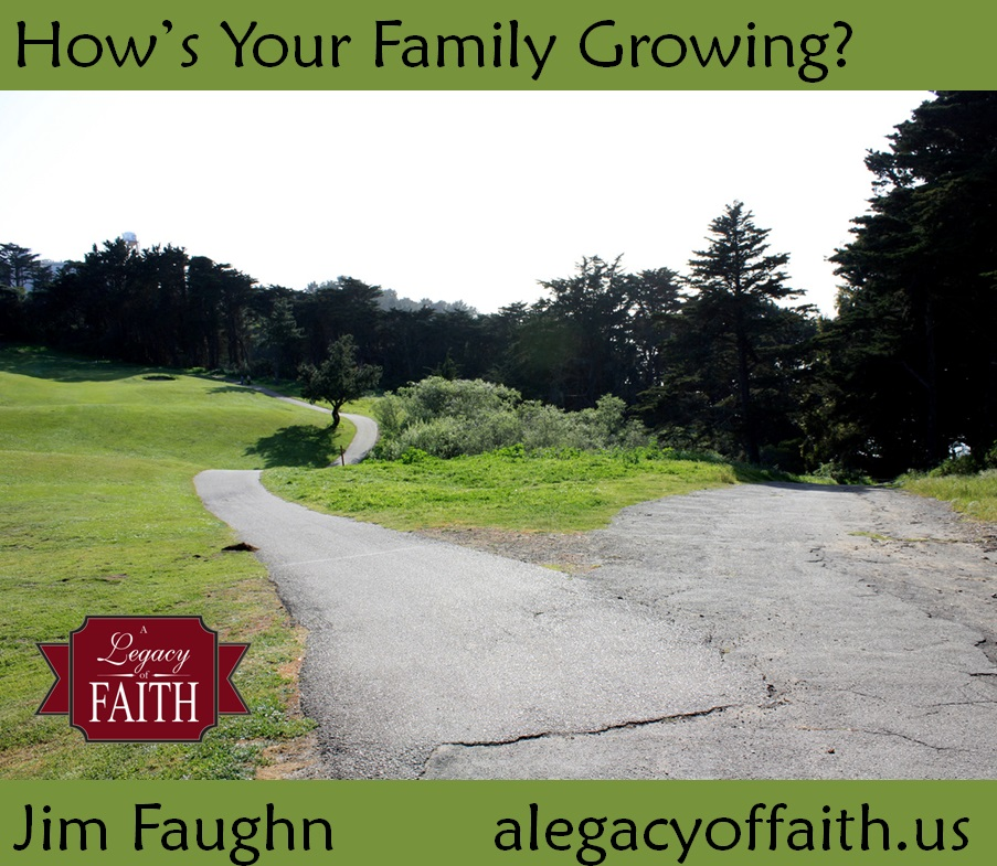 hows your family growing