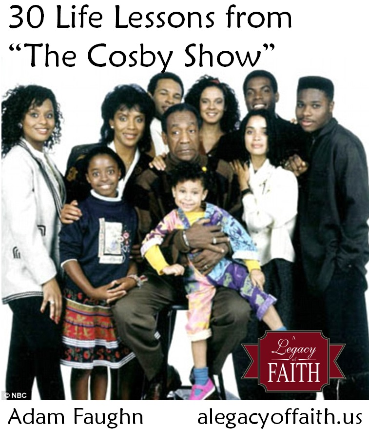 30 life lessons from the cosby show