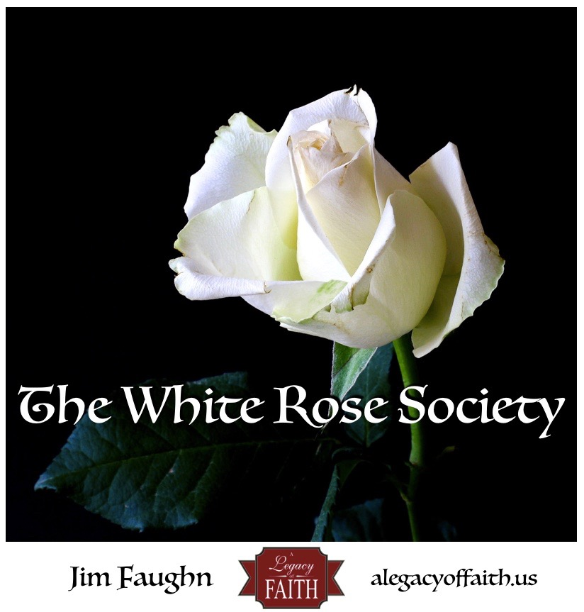 """ef6719c0ab07 ... I thought I d share some thoughts with you about Mother s Day of the  year 2000. It was the first year I qualified for """"the white rose society."""